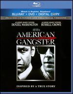 American Gangster [Extended] [Rated/Unrated] [With Tech Support for Dummies Trial] [Blu-ray/DVD]