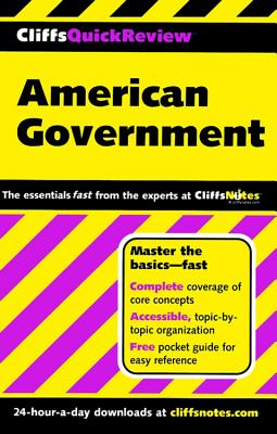American Government - Voss, D Stephen, and Hoffman, Abraham, and Soifer, Paul