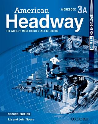 American Headway Second Edition Level 3a Workbook -