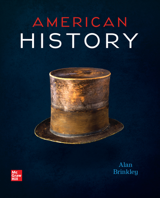 American History: Connecting with the Past - Brinkley, Alan