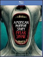 American Horror Story: Freak Show [3 Discs] [Blu-ray]