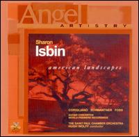 American Landscapes - Sharon Isbin (guitar); Saint Paul Chamber Orchestra; Hugh Wolff (conductor)