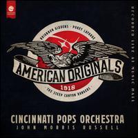American Originals: 1918 - Pokey LaFarge (vocals); Rhiannon Giddens (vocals); Robert Sullivan (trumpet); Robyn Watson (tap dancing);...