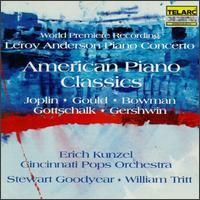 American Piano Classics - Keith Lockhart (piano); Stewart Goodyear (piano); William Tritt (piano); Cincinnati Pops Orchestra; Erich Kunzel (conductor)