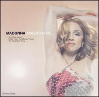 American Pie, Pt. 1 [Germany CD] - Madonna