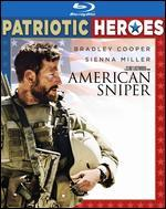 American Sniper: The Chris Kyle Commemorative Edition [Blu-ray]