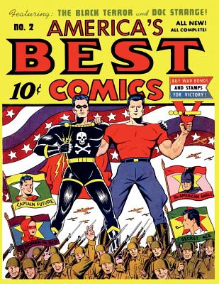 America's Best Comics #2: Action Packed Superheroes! - Publications Inc, Better, and Escamlla, Israel (Editor)