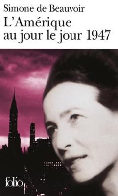 Ameriqu Au Jour Le Jour - de Beauvoir, Simone, and Beauvoir, Simone