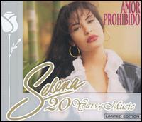 Amor Prohibido [Bonus Tracks] - Selena