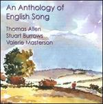 An Anthology of English Song - Jonathan Rees (violin); Patricia White (vocals); Peter Jeffes (vocals); Raimund Herincx (vocals); Sarah Walker (vocals);...