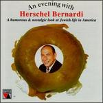 An Evening with Herschel Bernardi