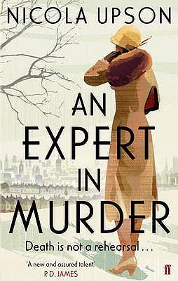 An Expert in Murder - Upson, Nicola