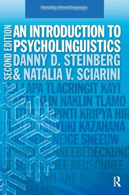An Introduction to Psycholinguistics - Steinberg, Danny