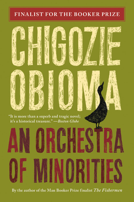An Orchestra of Minorities - Obioma, Chigozie