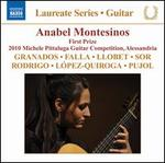 Anabel Montesinos: Guitar Recital [16 Tracks]