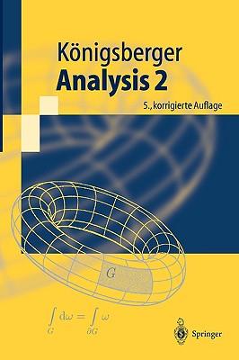 Analysis 2 - Konigsberger, Konrad