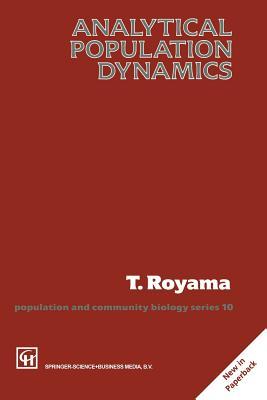 Analytical Population Dynamics - Royama, T