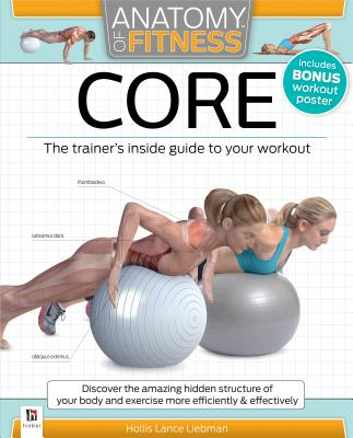 Anatomy of Fitness: Core - Liebman, Hollia Lane