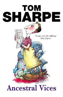 Ancestral Vices - Sharpe, Tom