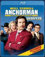Anchorman: The Legend of Ron Burgundy [Unrated] [Extended Cut] [Blu-ray]