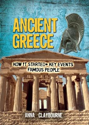 Ancient Greece - Claybourne, Anna