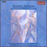 Ancient Sorceries - Ian Thompson (harpsichord); John Turner (recorder); Jonathan Price (cello); Michael Harper (bells);...