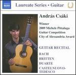 András Csáki: Guitar Recital