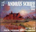 András Schiff, piano: Live