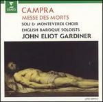 André Campra: Messe des Morts