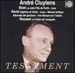 Andr� Cluytens Conducts Bizet, Ravel, Roussel
