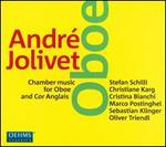 Andr� Jolivet: Chamber Music for Oboe and Cor Anglais