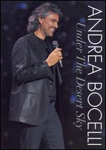 Andrea Bocelli: Under the Desert Sky [DVD/CD]