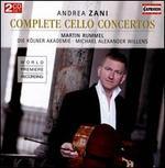 Andrea Zani: Complete Cello Concertos