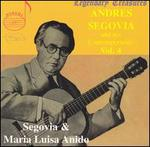 Andres Segovia & his contemporaries, Vol. 4