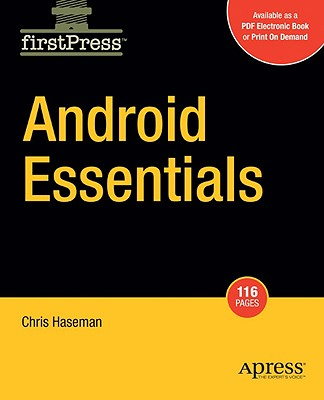 Android Essentials - Haseman, Chris