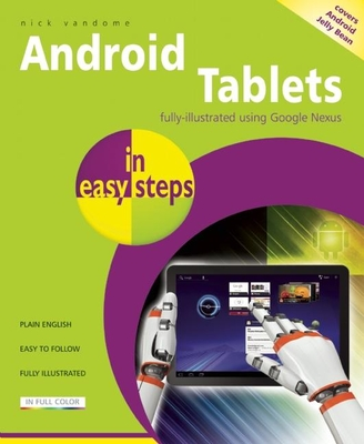 Android Tablets in Easy Steps - Vandome, Nick