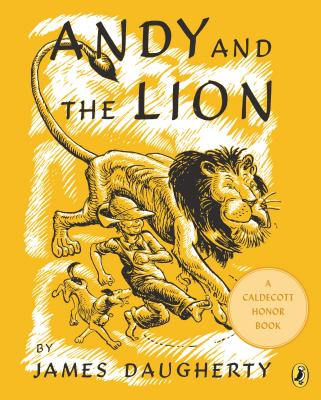 Andy and the Lion - Daugherty, James