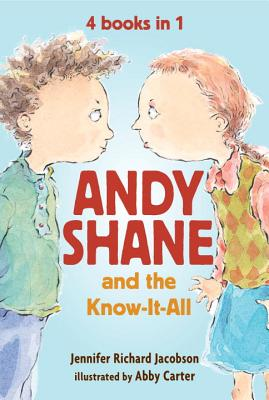 Andy Shane and the Know-It-All: 4 Books in 1 - Jacobson, Jennifer Richard