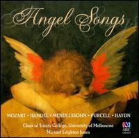 Angel Songs - Australian Chamber Brass Ensemble (brass ensemble); Delyth Stafford (harp); Jonathan Bradley (piano);...