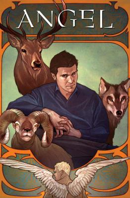 Angel Volume 3: The Wolf, the Ram, and the Heart Hc - Huehner, Mariah, and Tischman, David