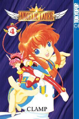 Angelic Layer, Volume 4 - CLAMP (Creator), and Tokyopop (Creator)