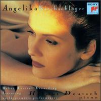 Angelika Kirchslager Performs Korngold, Mahler and others - Angelika Kirchschlager (mezzo-soprano); Helmut Deutsch (piano)