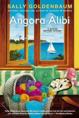 Angora Alibi - Goldenbaum, Sally