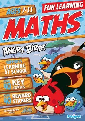 Angry Birds KS2 Maths - Pedigree Education Range 2015 -