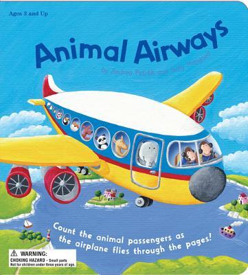 Animal Airways - Petrlik, Andrea