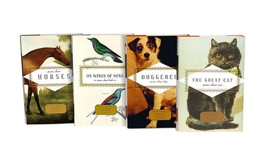 Animal Poems: Doggerel; Great Cat; On Wings of Song; Poems about Horses - Ciuraru, Carmela (Editor), and Fragos, Emily (Editor), and McClatchy, J D (Editor)