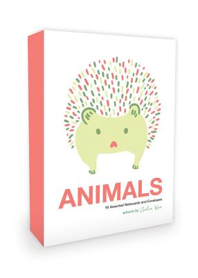 Animals Assorted Notecards - Kuo, Julia (Illustrator)