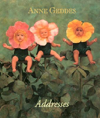 Anne Geddes Wild Roses Address Mini Book - Geddes, Anne