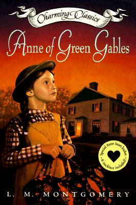 Anne of Green Gables Book and Charm - Montgomery, Lucy Maud