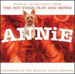 Annie: Musical Highlights from the Hit Movie and Stage Play